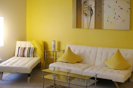 Cozy And Stylish Uptown Living - Charlotte - Apartamento