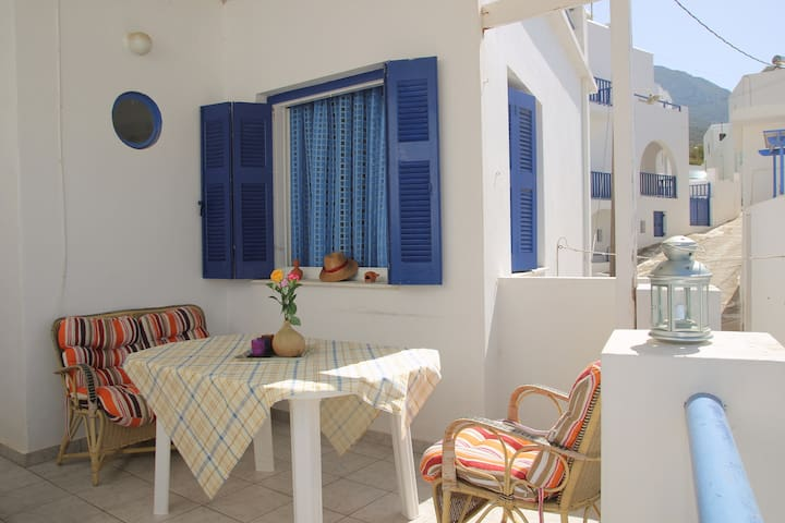 NONTAS HOUSE AEGIALI BAY - Ormos Egialis - Dom