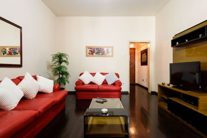 Apartamento em região central de Salvador