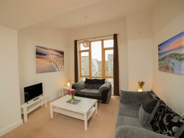 Bright Flat - Perfect Get away from it all in Ryde