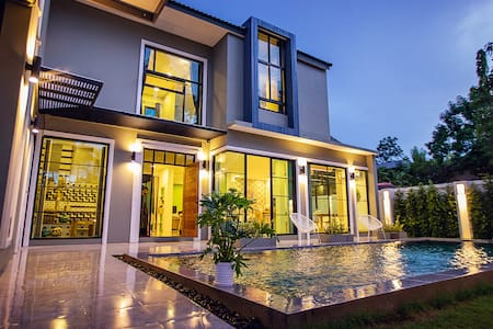Youkr ·Suying Pool villas