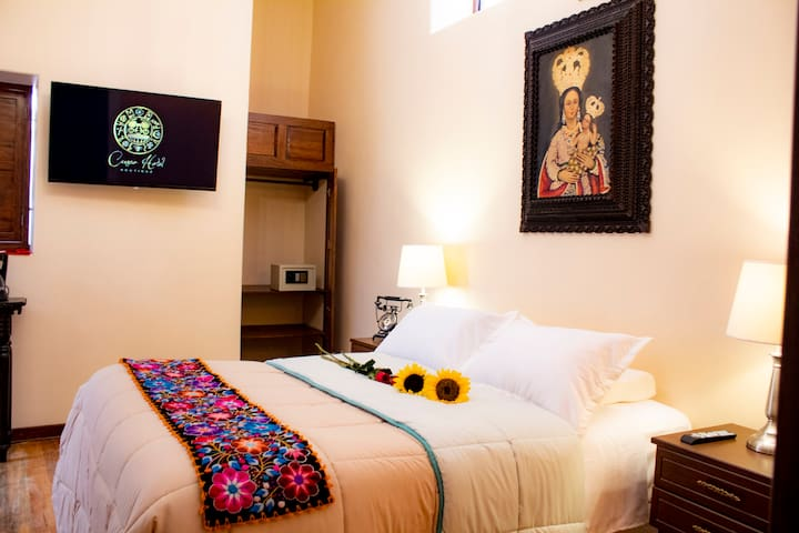 Cusco Hotel Boutique - Double Room with Shower