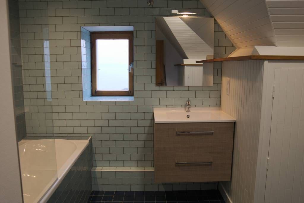 modern and clean bathrooms