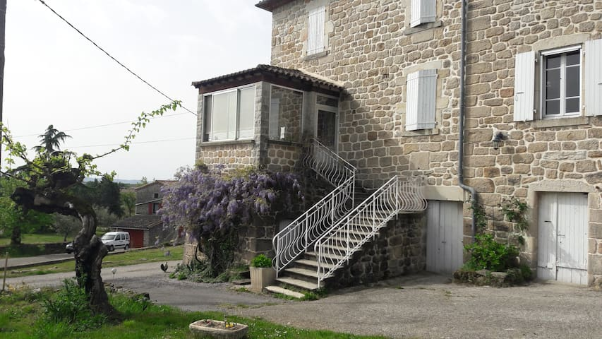 Gîte rural Le Romathym