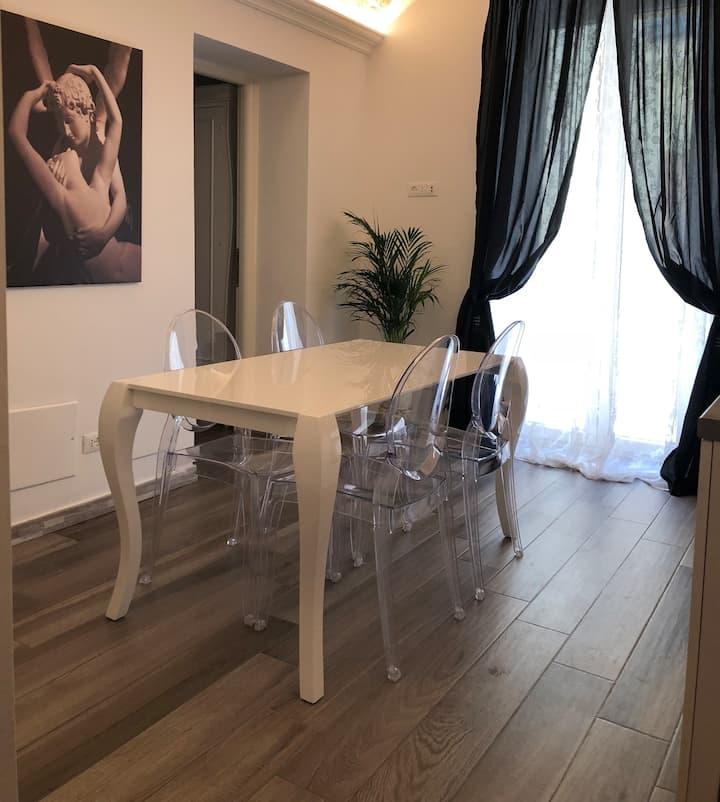 Nuovissimo appartamento vicino centro di roma