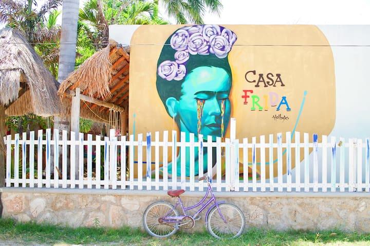 Casa Frida Holbox- 3 - Pasión