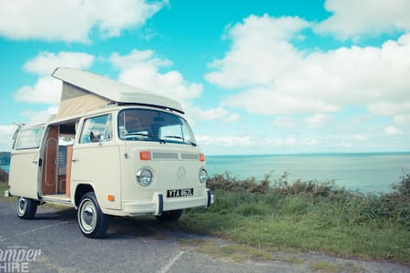 'Ernie' 1973 VW Camper Van in Devon - South Molton