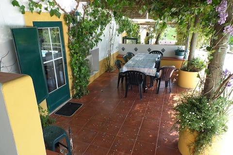 Country mansion in Montemor-o-Novo Alentejo with shared pool