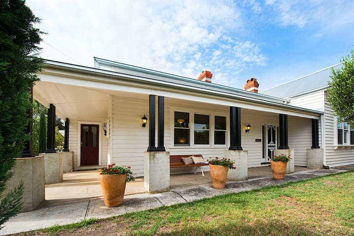 Crompton House -Daylesford Getaways - Clunes - House