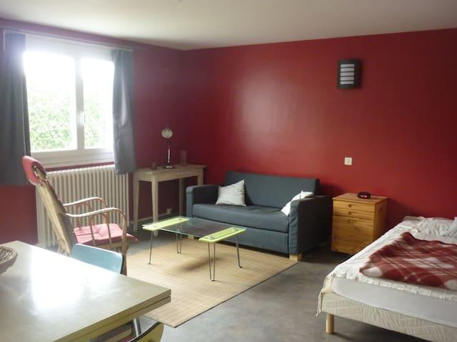 studio cosy et calme - Clisson - Wohnung