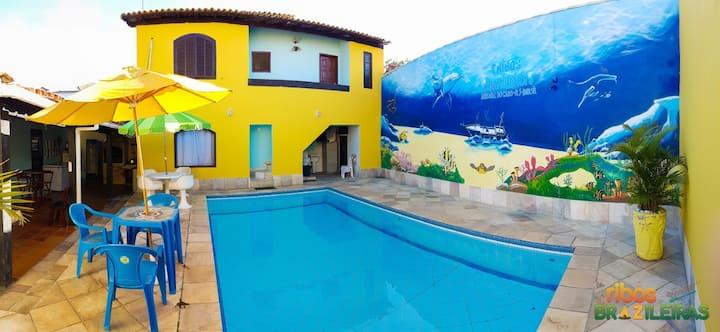 Suite em Arraial do Cabo (Praia Grande)