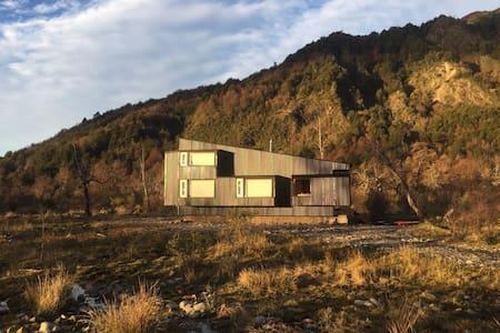 Refugio estero caracoles