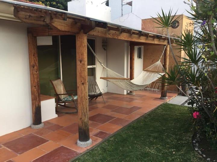 Atlixco Habitación 2 Casa Mariposa.Fracc El Cristo