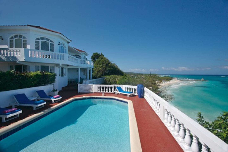 Quadrille Villa 4 bedrooms, Silver Sands