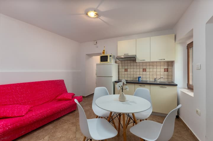 Pet friendly Apartment Korlevic with Whirlpool