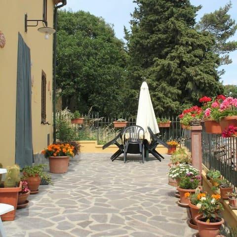 Casa Ilary - Monteverdi Marittimo - Hus