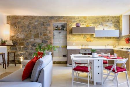 Giove's cosy home in Montalcino - Montalcino - Huoneisto