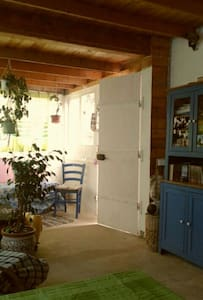 double room air conditioning - Lampedusa  - 别墅