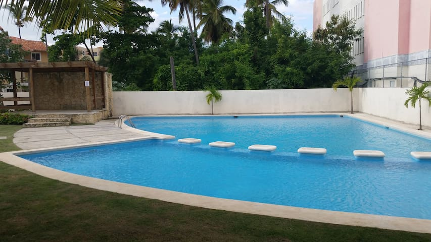 Room Bedkingsize close to the beach - Punta Cana - Appartement