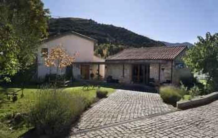 Habitación Individual en Posada San Millán