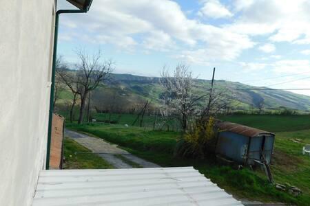 Stanza nel cuore della Romagna