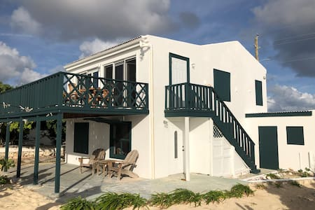 Salt Cay Beach Efficiency - Ground floor space