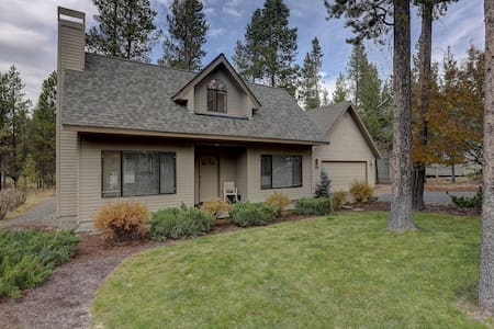 Peaceful 3BR/3BA Sunriver Home w/8 SHARC Passes!