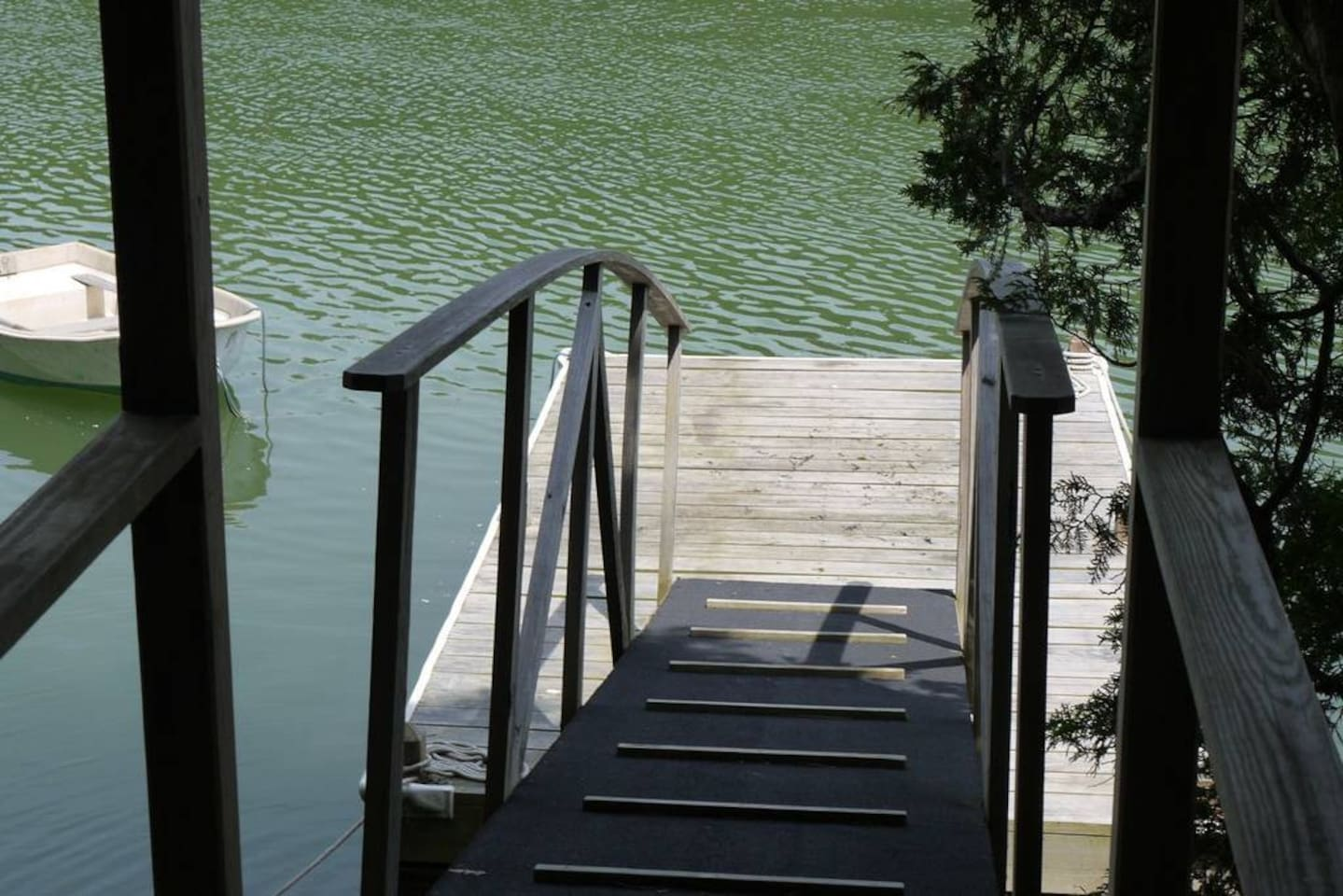 Our dock & float