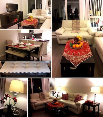 Brand new 2BR apartment in downtown Coquitlam. - Coquitlam - Appartamento