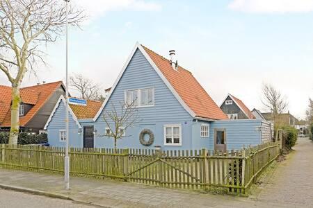 Cottage aan zee in Huisduinen, vlakbij Den Helder - Huisduinen - Kabin