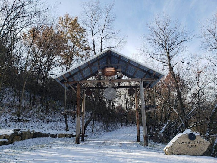 Sawmill Creek Farm - 5 Bedroom Farmhouse