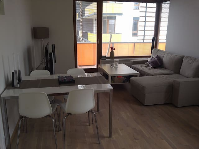 *NICE* aparment directly at tram station to center - Prag - Daire