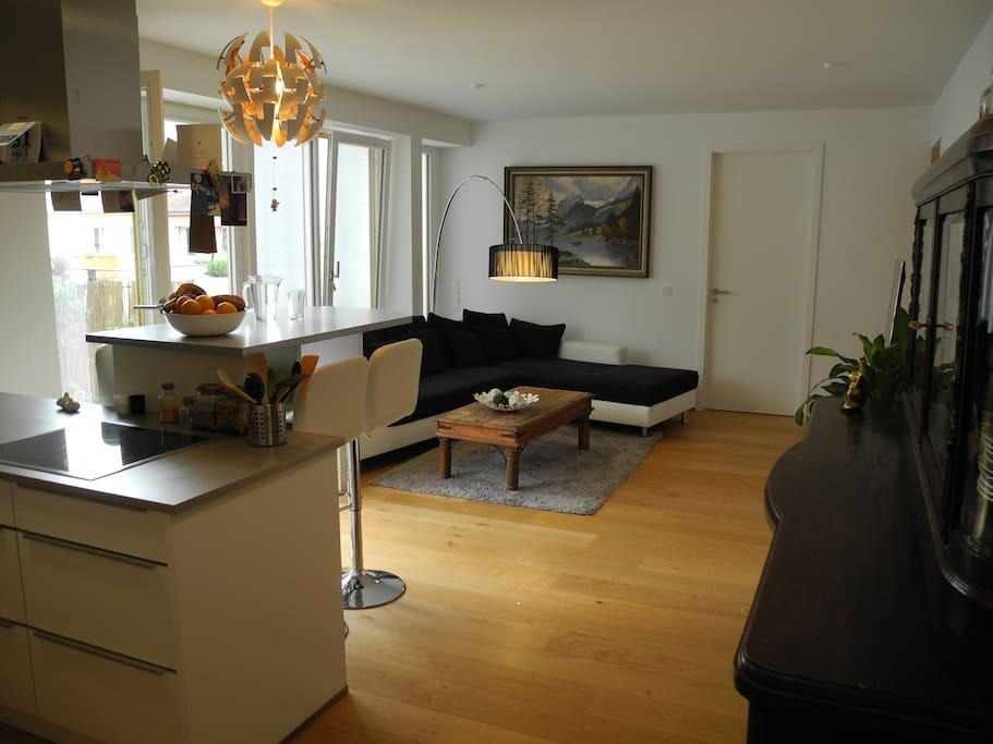 Your next Airbnb? We offer a modern apartment close to Dortmund's city center and the BVB's home stadium Signal Iduna Park.