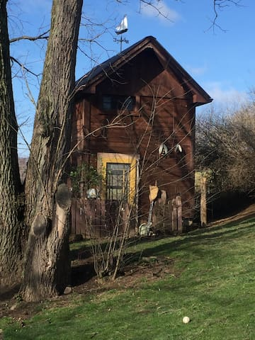 Glamping at its finest! - Stoystown - Alpstuga