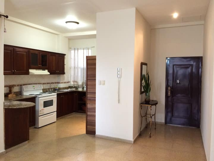 Nice/spacious flat perfect for business travelers.