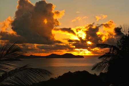 Here Comes the Sun: Island Life w/Comforts of Home