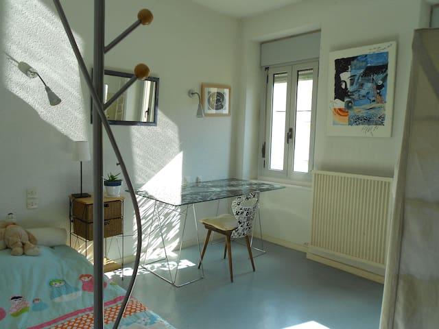 Chambre Centre Castelnaudary - Castelnaudary - Appartement