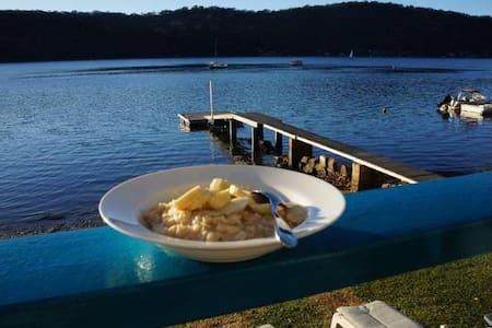 Watermark - magical island getaway - Dangar Island - 独立屋