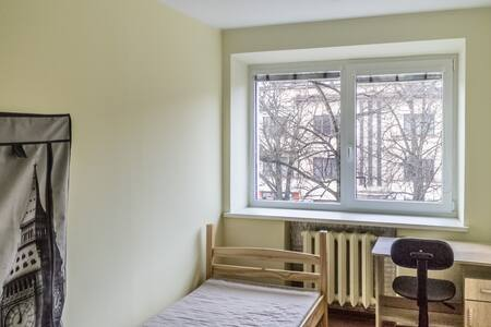 Private single room in Kaunas center - 考納斯 - 公寓