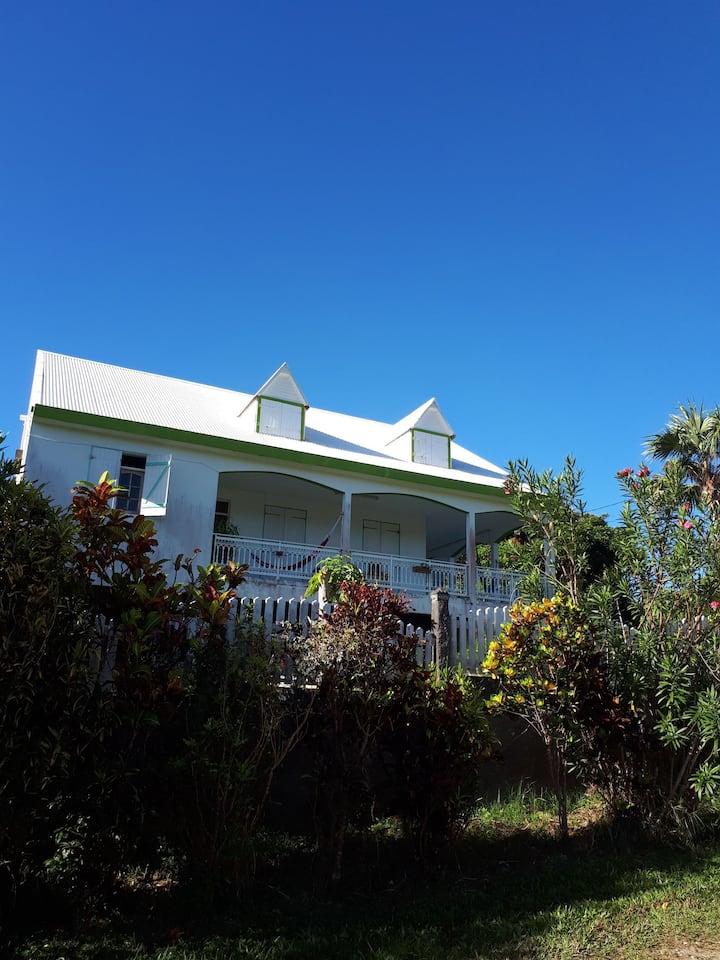 Chez Liline Zikak - Marie-Galante - Guadeloupe