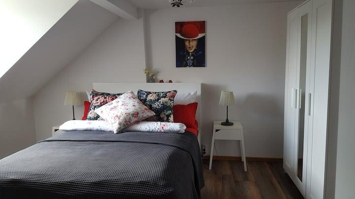 Gemütliche Dachwohnung in Lahr /Schwarzwald