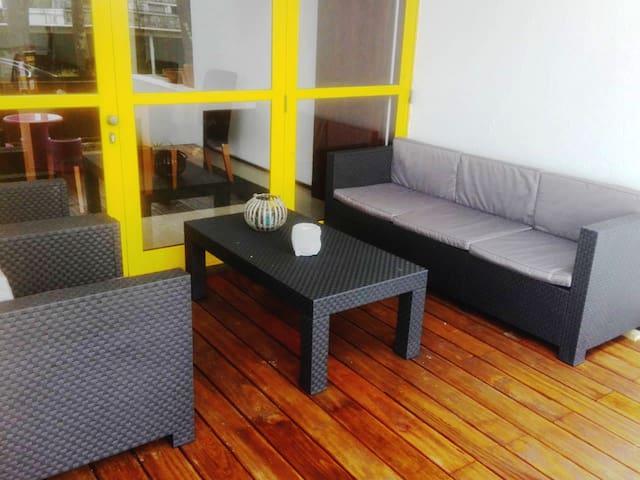 Twins House T3 Duplex, Praia/Rio - OFIR