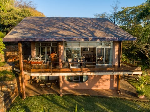 Kariba home with a view
