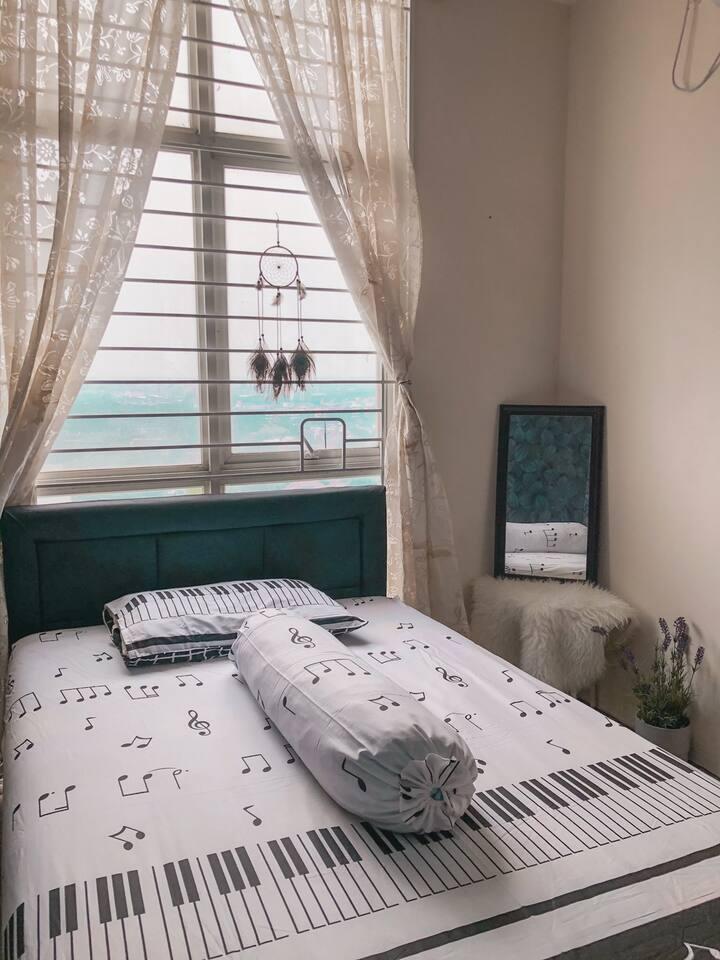 Guest House Apartment nyaman, homey dan bersih