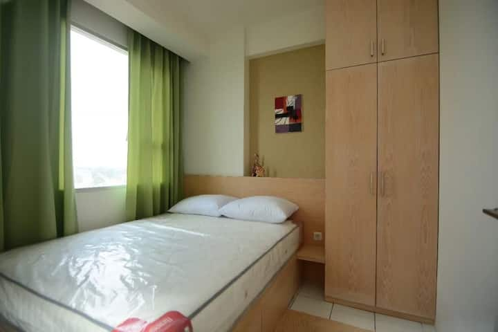 2 BR Apartment in Menteng, Central Jakarta