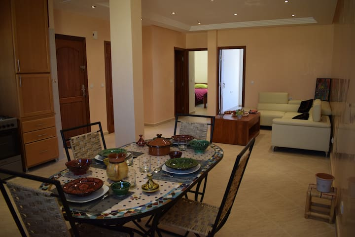 Charming apartment in the heart of Rabat - Rabat - Apartamento