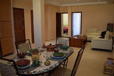 Charming apartment in the heart of Rabat - ราบัต - อพาร์ทเมนท์