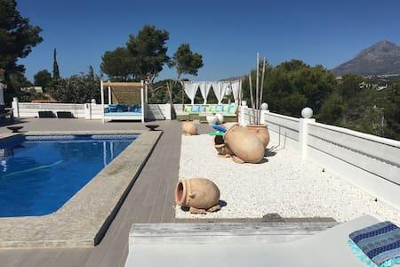 B&B El Paraiso,  the unique and sunny experience - Alicante - Cabaña
