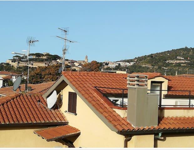 Un tetto sul mondo