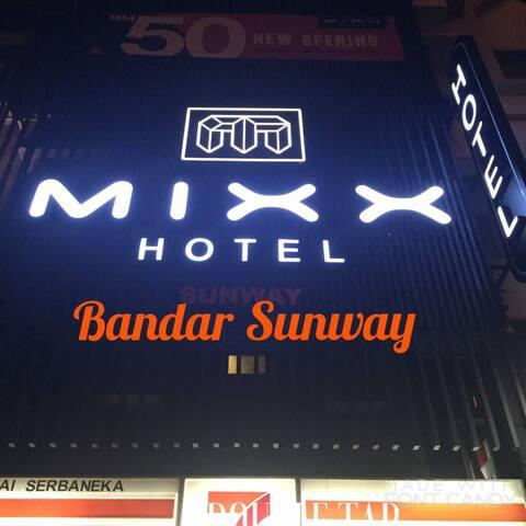 Mixx Hotel ( Bandar Sunway )